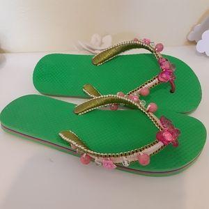 Calzaletas Brand flip flops